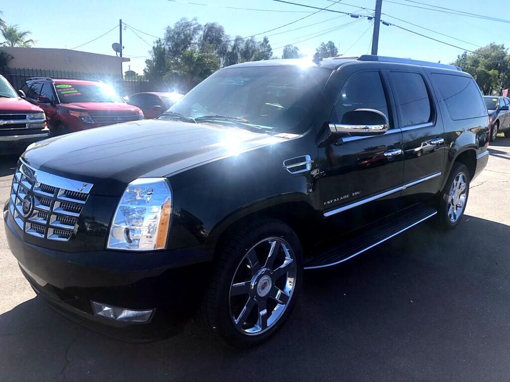 2012 Cadillac Escalade ESV AWD 4dr Luxury