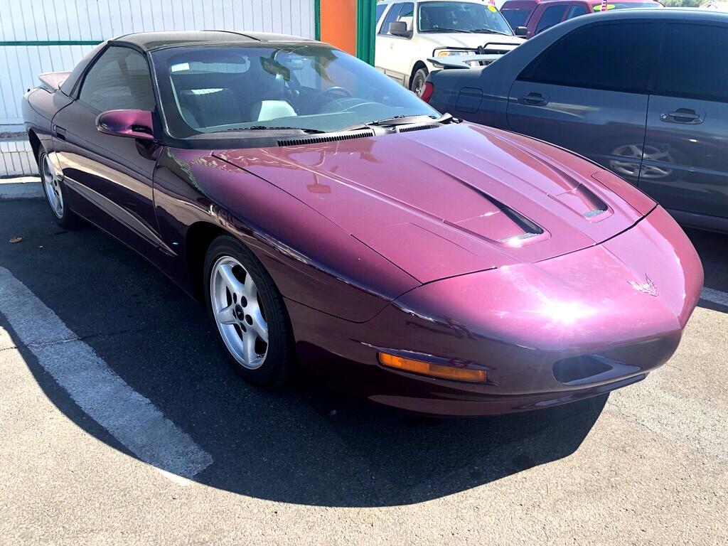 1995 Pontiac Firebird 2dr Coupe Formula