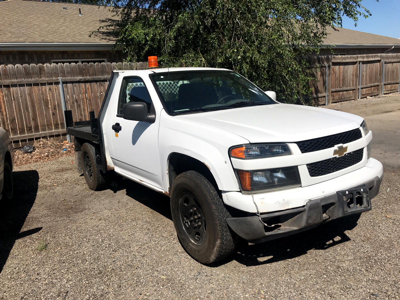2012 Chevrolet Colorado Work Truck 4WD
