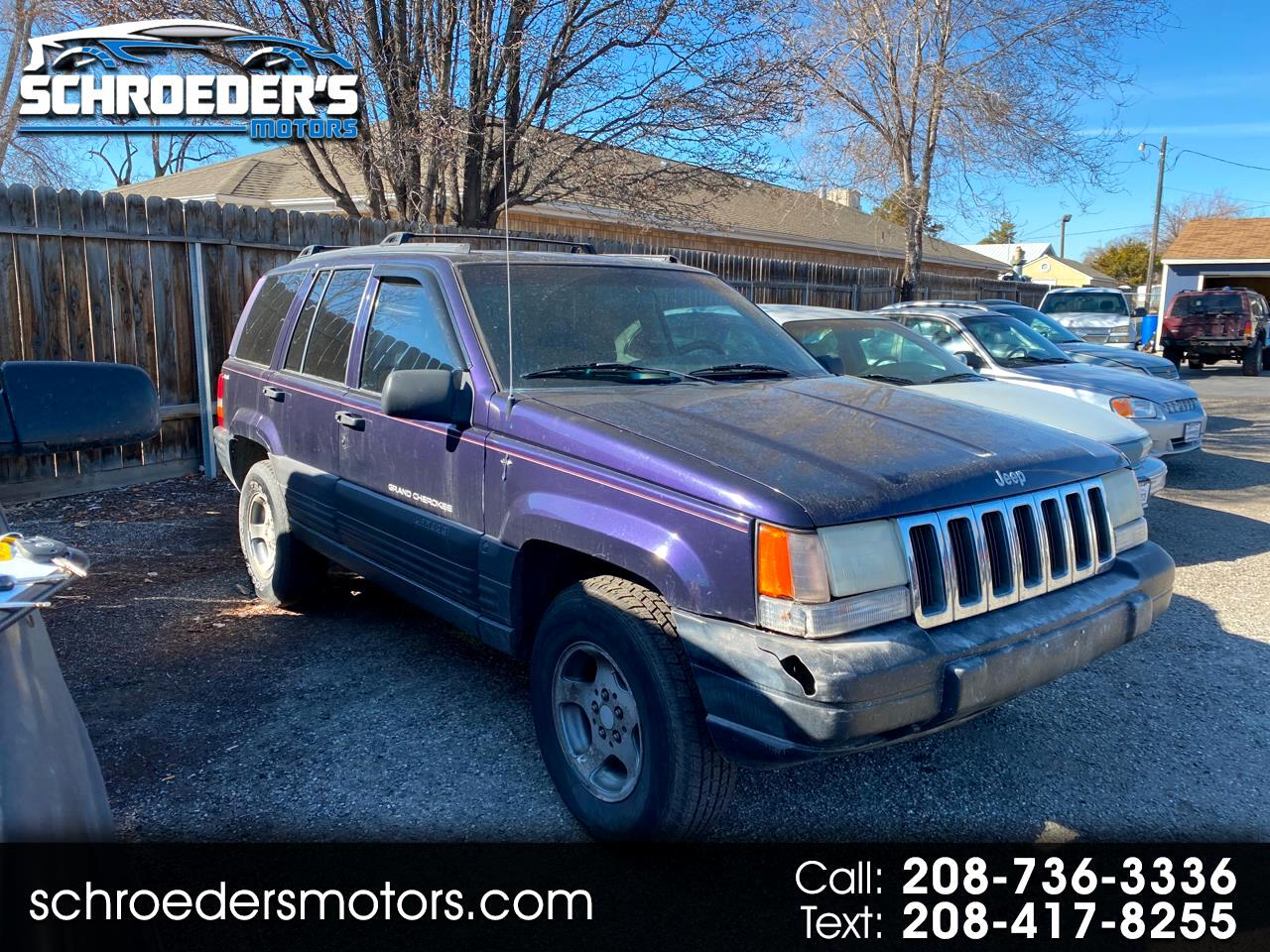 Jeep Grand Cherokee 4dr Laredo 4WD 1997