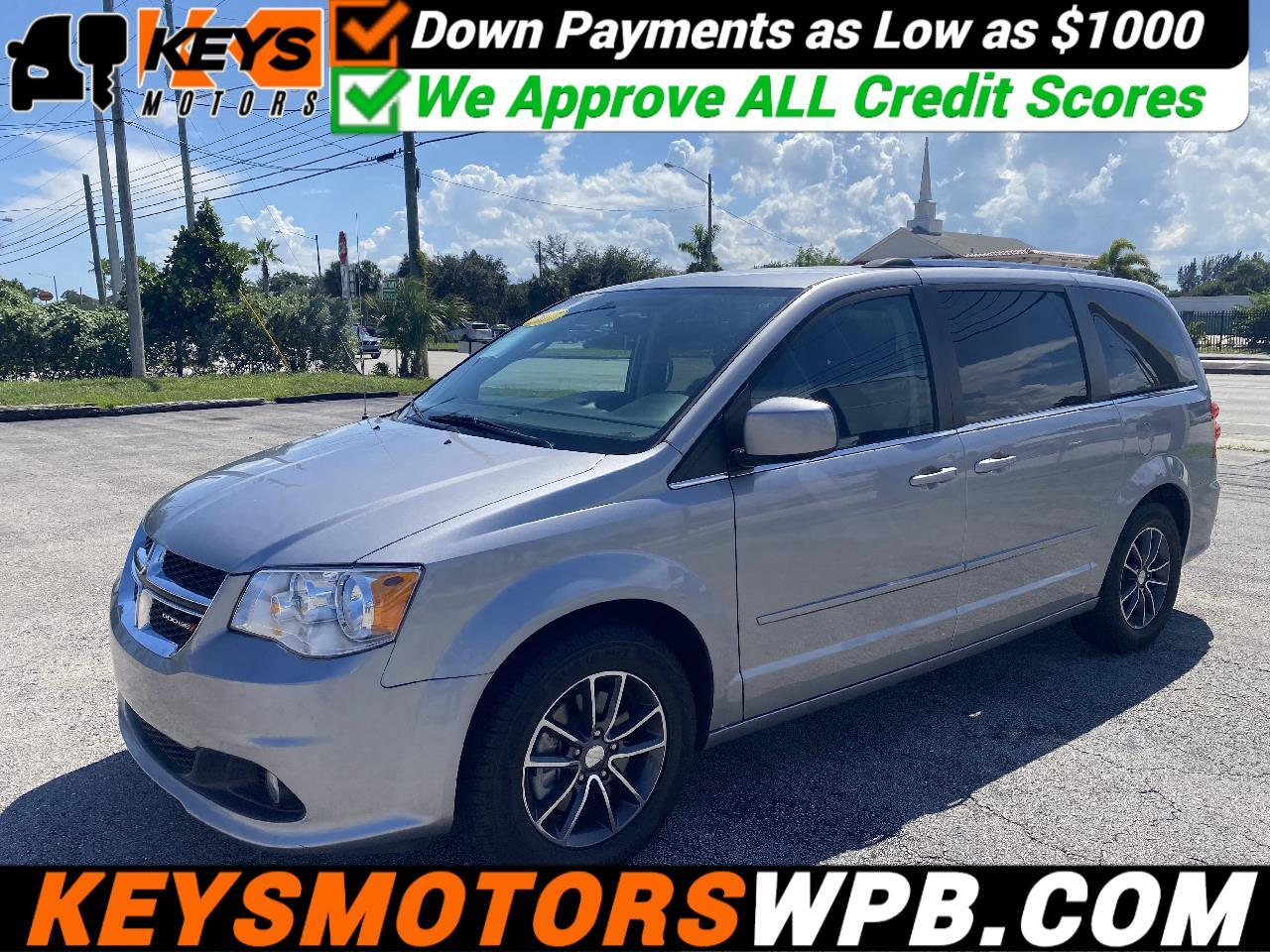 Dodge Grand Caravan 4dr Wgn R/T 2017