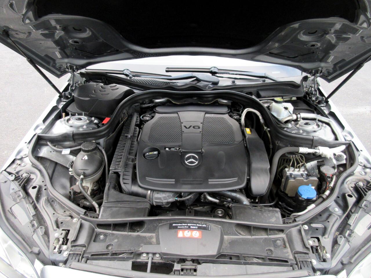 2014 Mercedes-Benz E-Class E350 Sedan