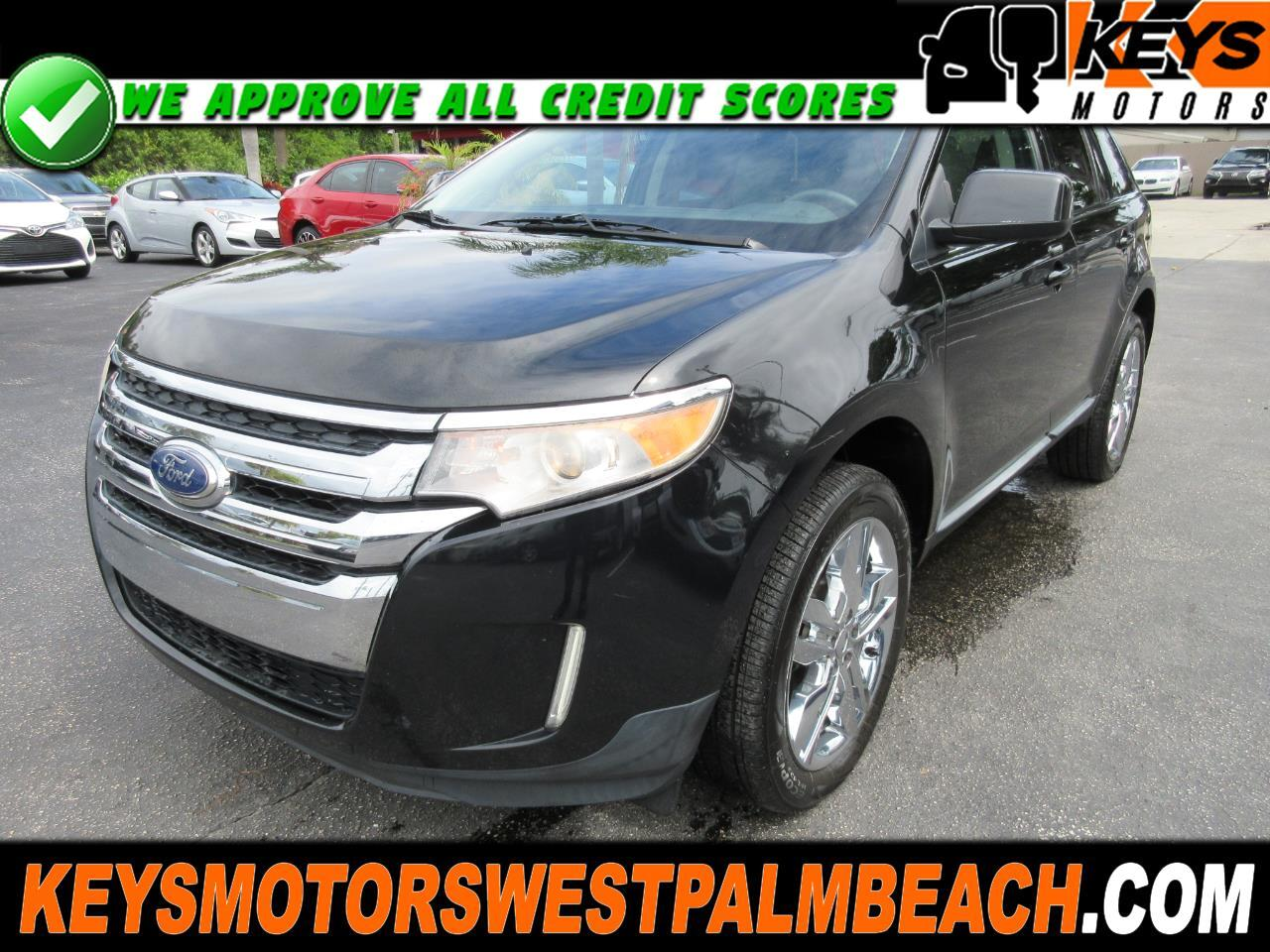 2011 Ford Edge Limited FWD
