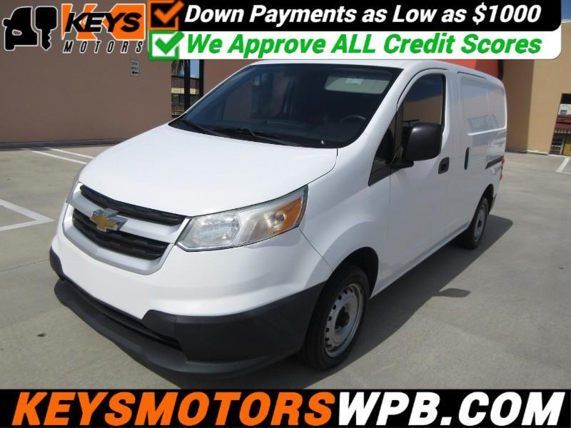 Chevrolet City Express 1LT 2015