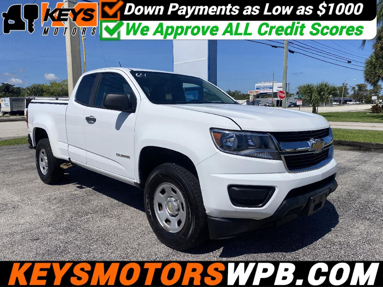 Chevrolet Colorado 2LT Ext. Cab 2WD 2018