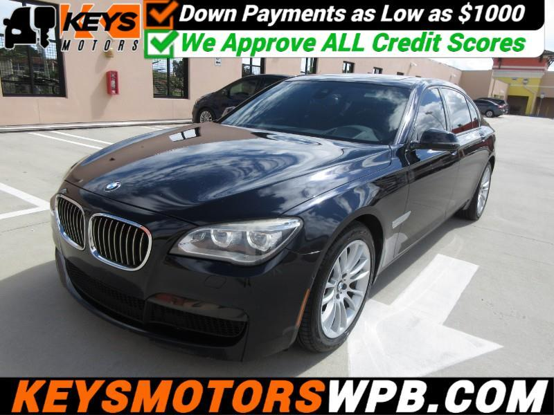 BMW 7-Series 740xi 2014
