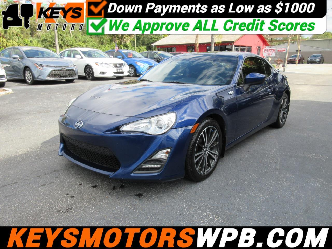 Scion FR-S 6MT 2016