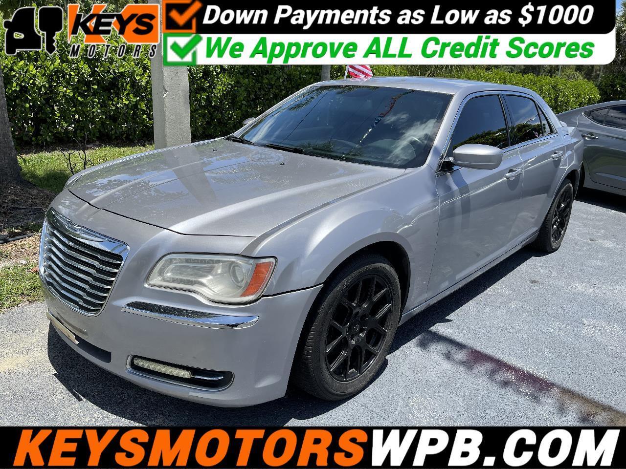 Chrysler 300 300C Platinum RWD 2014