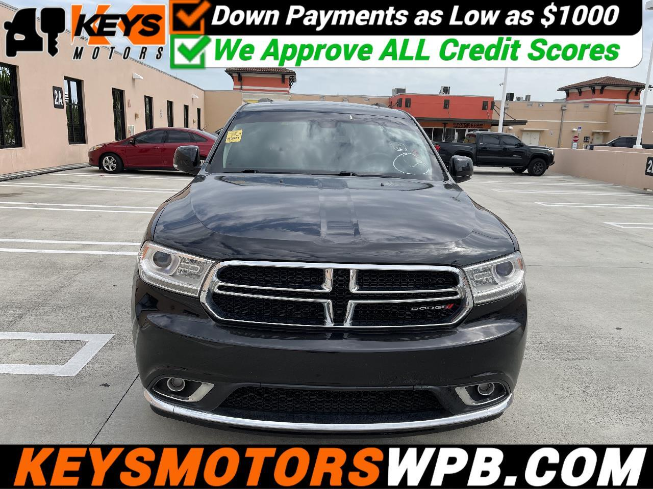 Dodge Durango Limited 2WD 2014