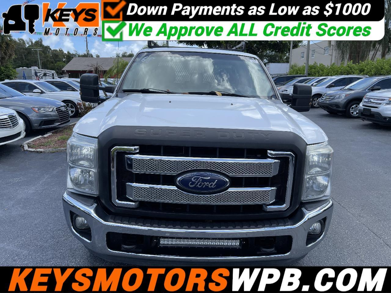 Ford F-250 SD Lariat SuperCab 2WD 2014