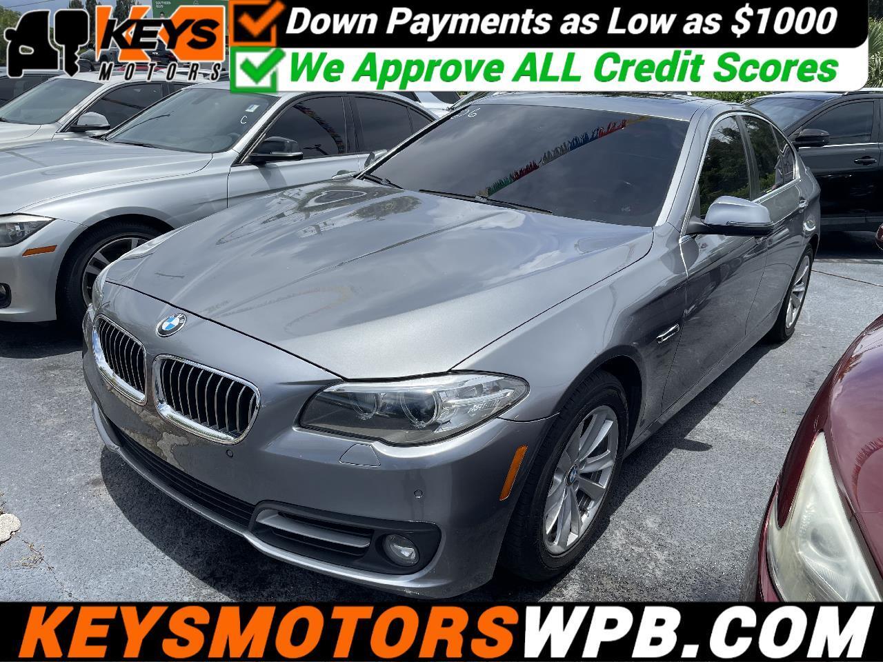 BMW 5-Series 528i 2015