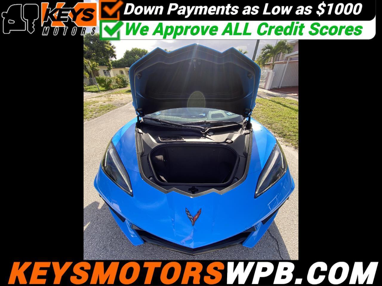 Chevrolet Corvette Premium LT3 2021