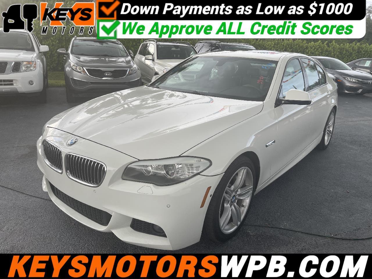 BMW 5-Series M5 2013