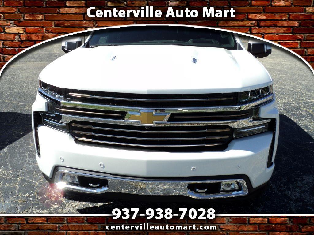 Chevrolet Silverado 1500 High Country Crew Cab 4WD 2021