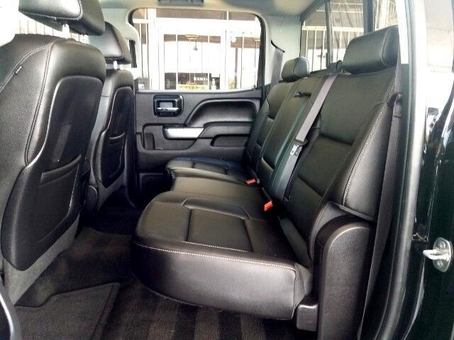 2015 Chevrolet Silverado 2500HD LTZ Crew Cab 4WD