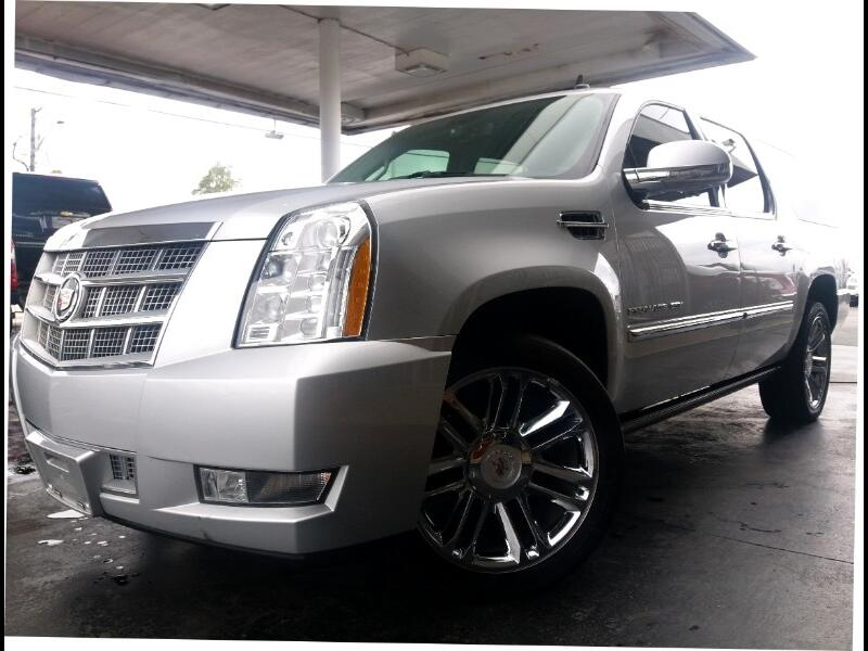 2013 Cadillac Escalade ESV 2WD Platinum