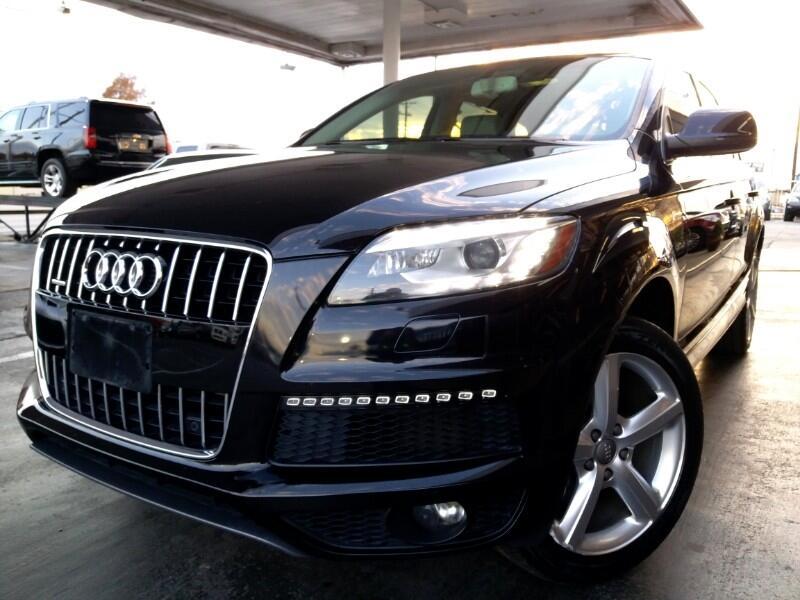 2014 Audi Q7 3.0 S Line Prestige quattro