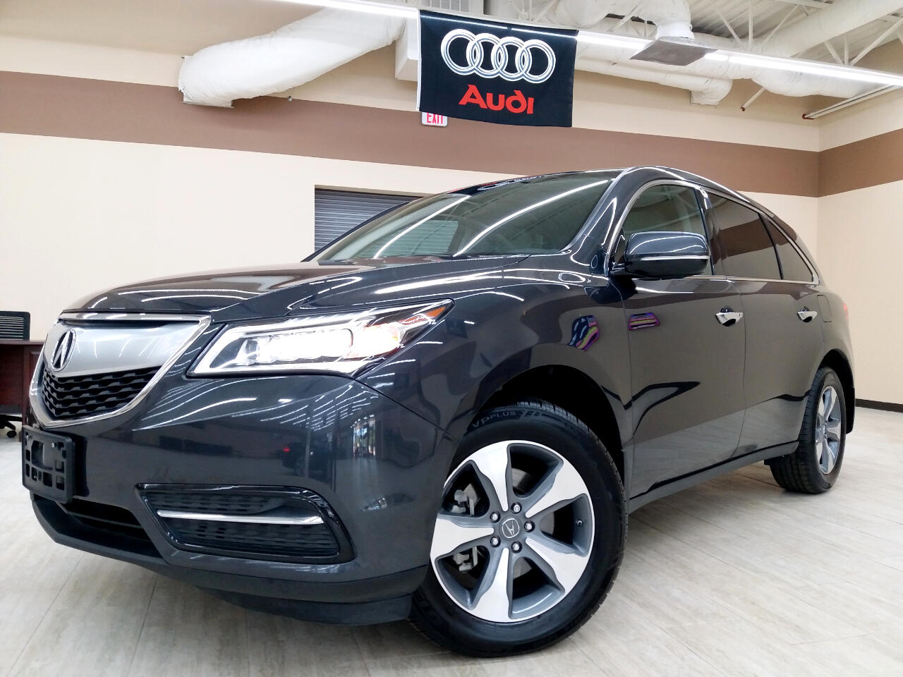 Acura MDX 9-Spd AT 2016
