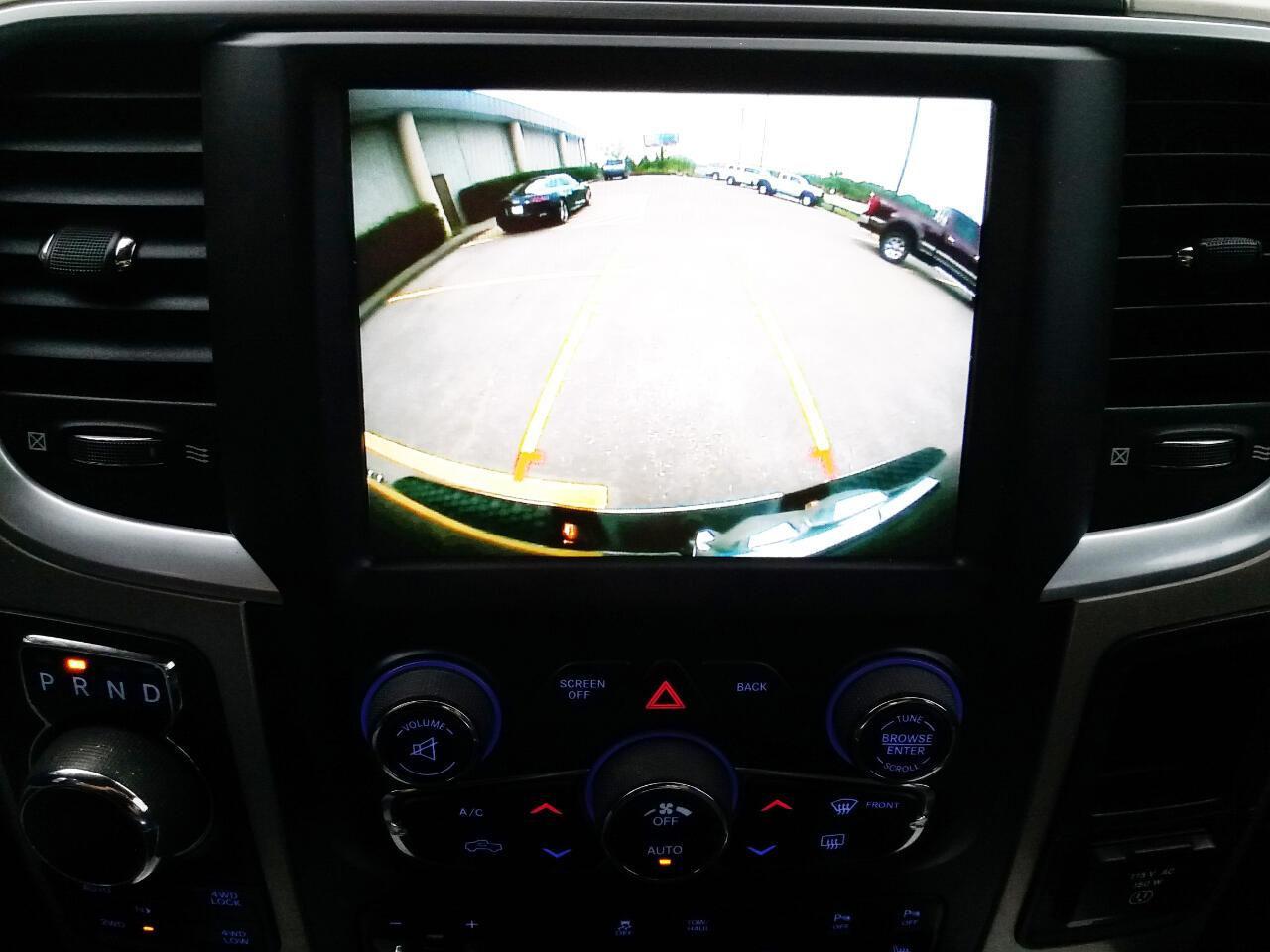2016 RAM 1500 Lone Star Crew Cab 4WD