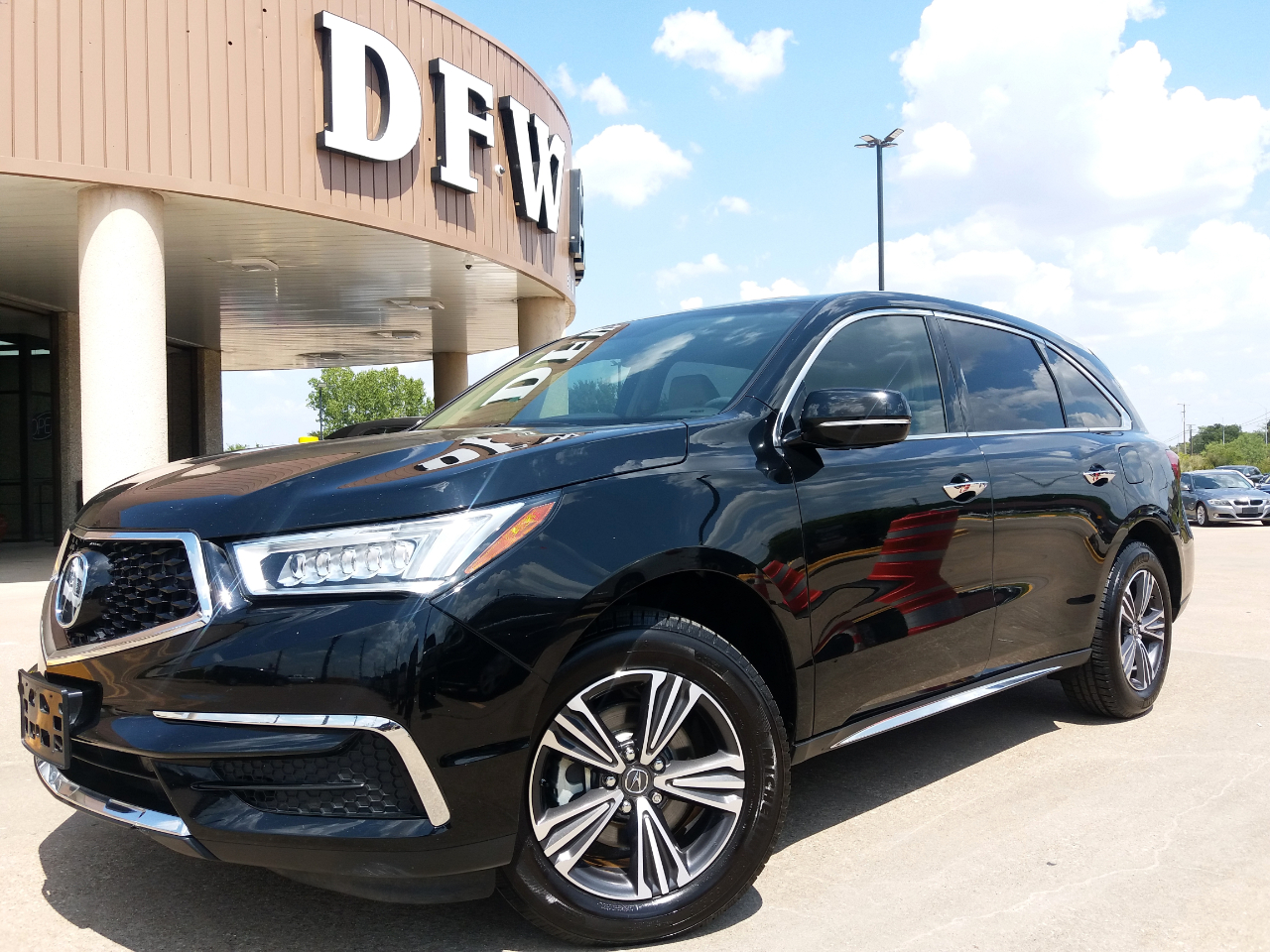 2017 Acura MDX 9-Spd AT