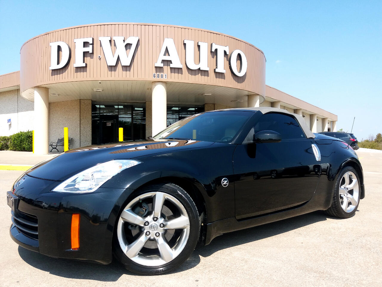 2009 Nissan 350Z Enthusiast Roadster