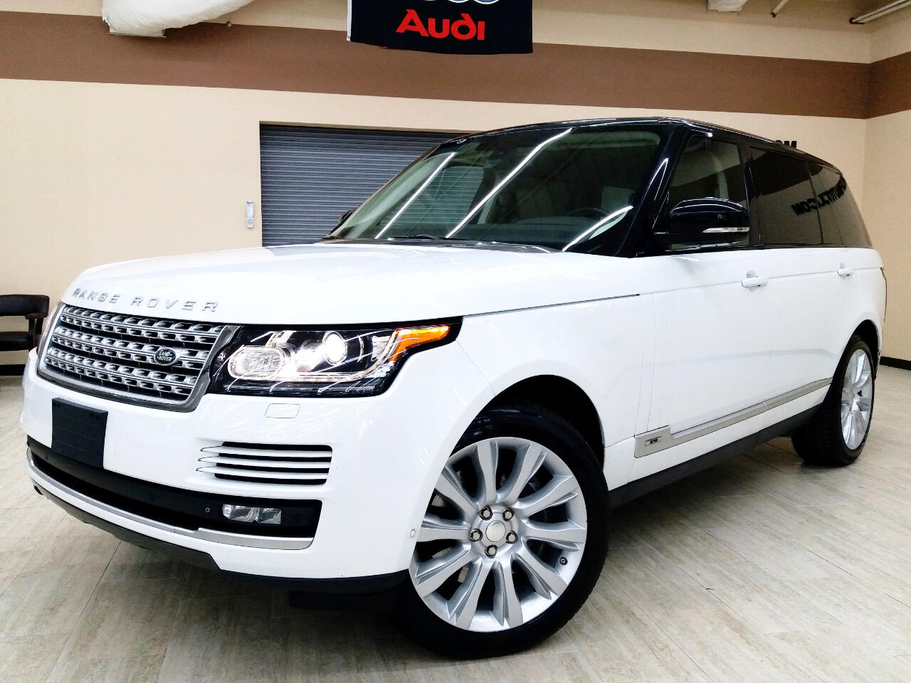 Land Rover Fort Worth >> Used 2015 Land Rover Range Rover Supercharged Lwb For Sale