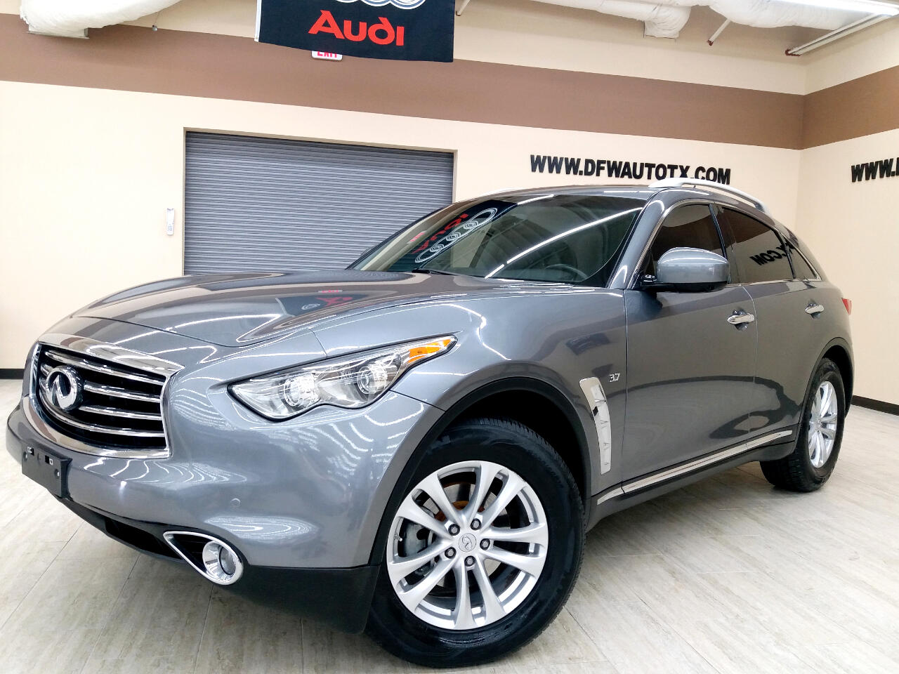 2016 Infiniti QX70 3.7L Luxury