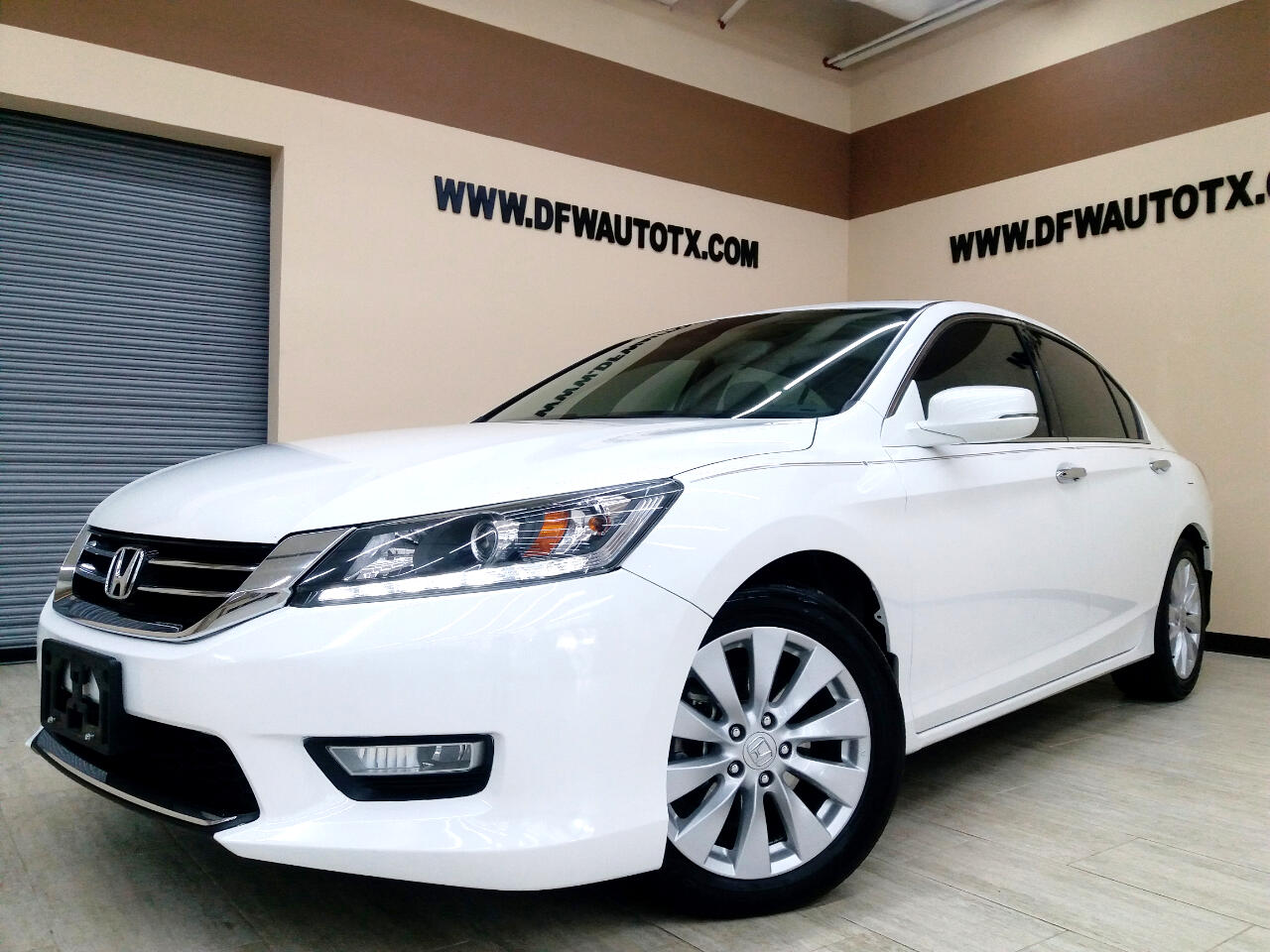 Honda Accord EX-L V6 Sedan AT 2014