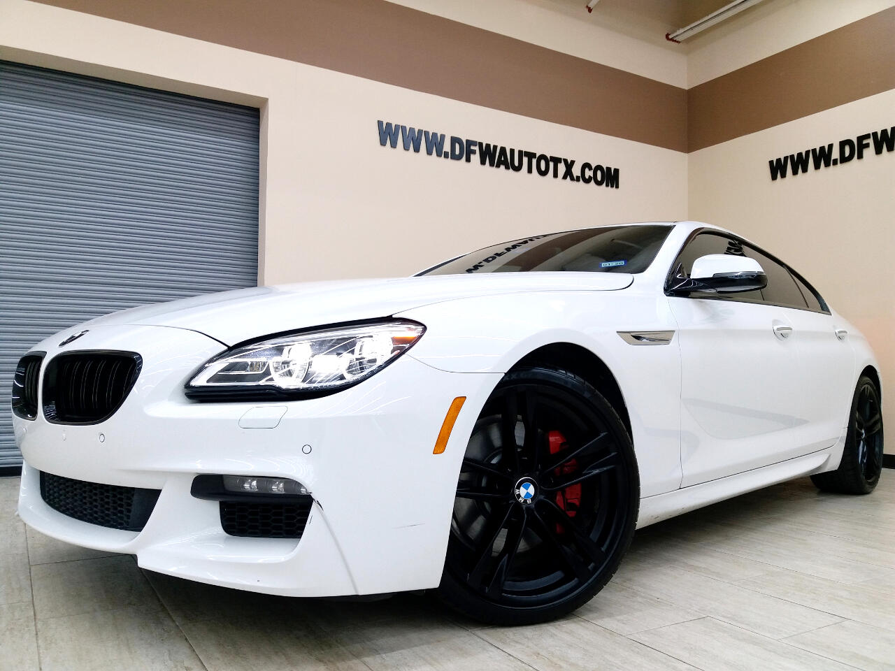 2016 BMW 6-Series Gran Coupe 640i M Package