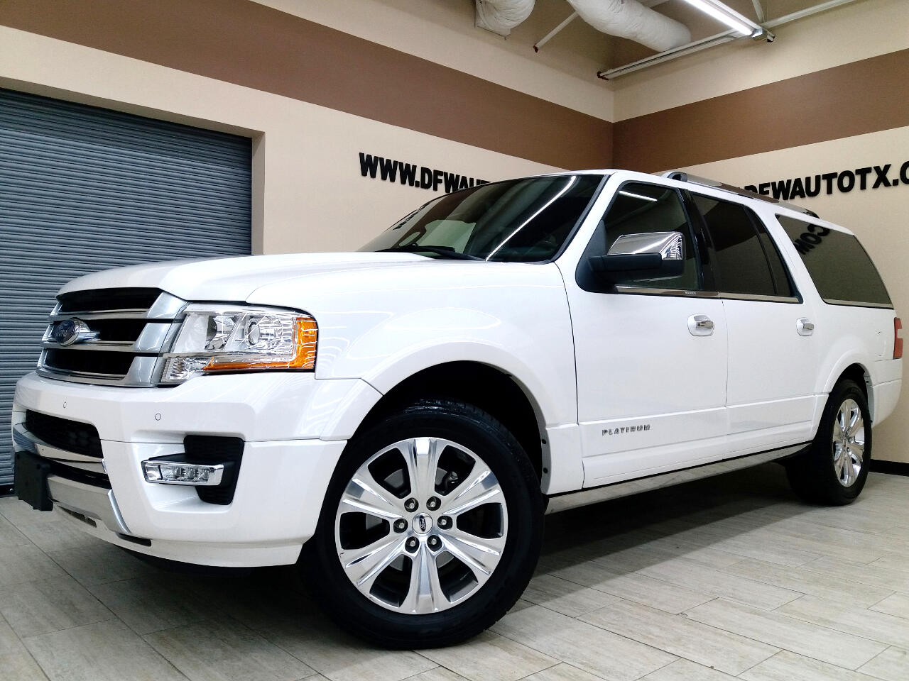 Ford Expedition EL Platinum 2WD 2015