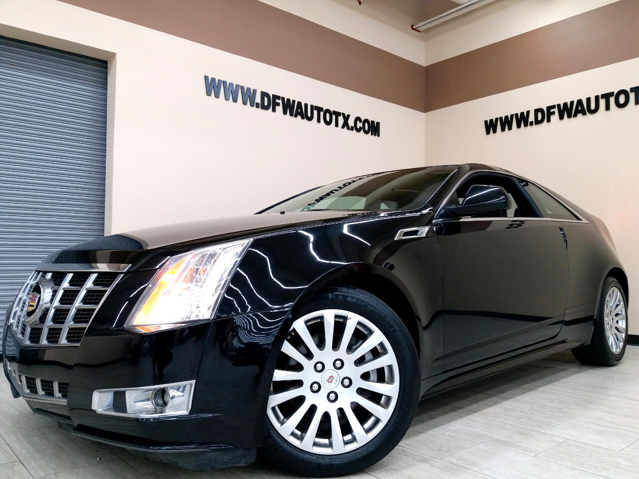 Cadillac CTS Coupe Performance RWD 2014