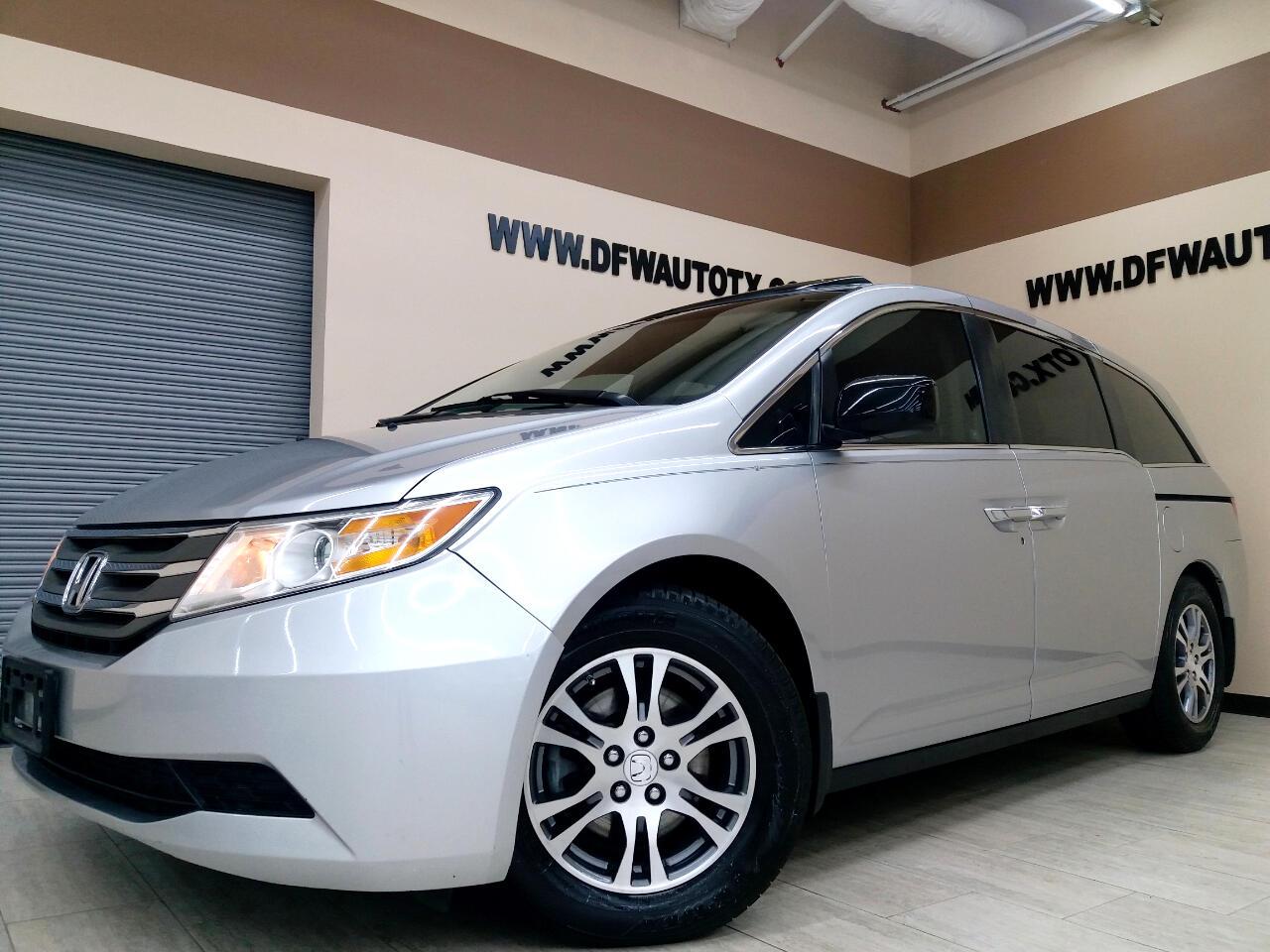 Honda Odyssey EX-L w/ Navigation 2012