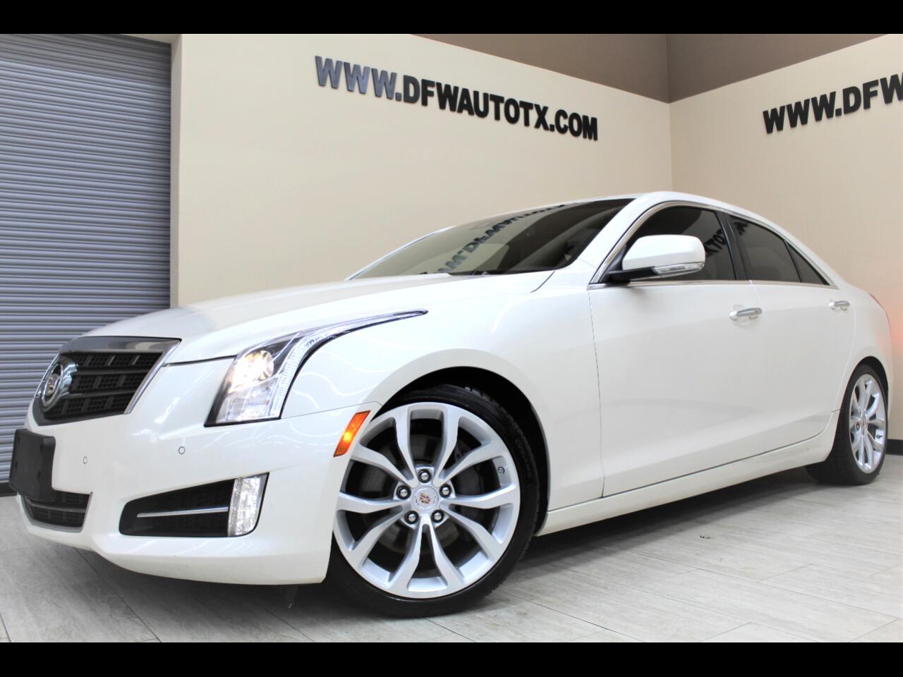 Cadillac ATS 3.6L Premium RWD 2013