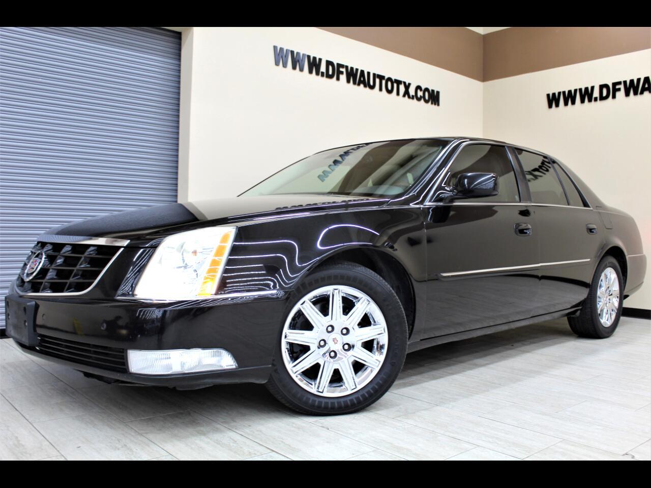 Cadillac DTS Premium w/ Navi 2011