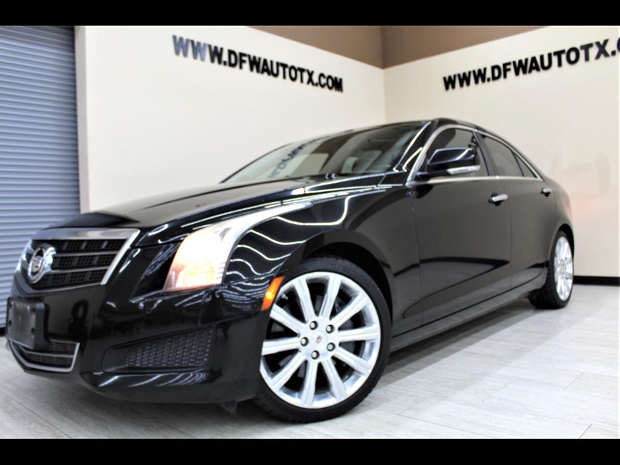 Cadillac ATS 2.0L Luxury RWD 2013