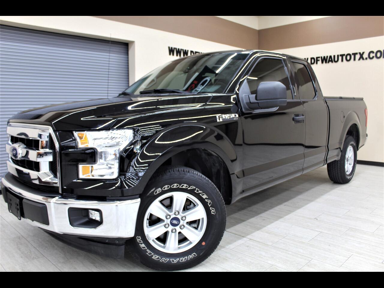 Ford F-150 XLT SuperCab 6.5-ft. 2WD 2017