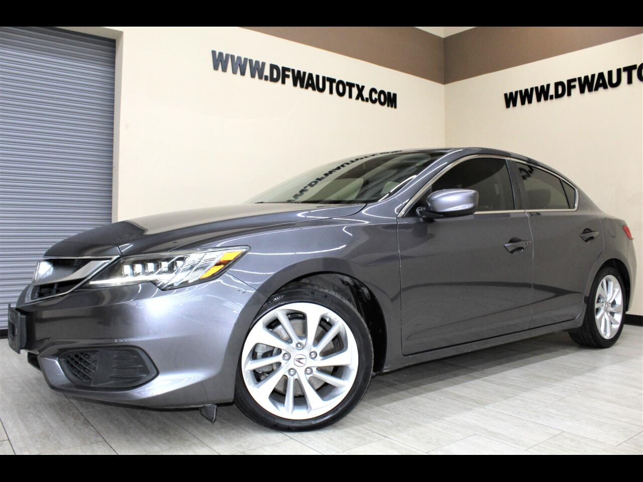 Acura ILX 8-Spd AT w/ Premium Package 2017