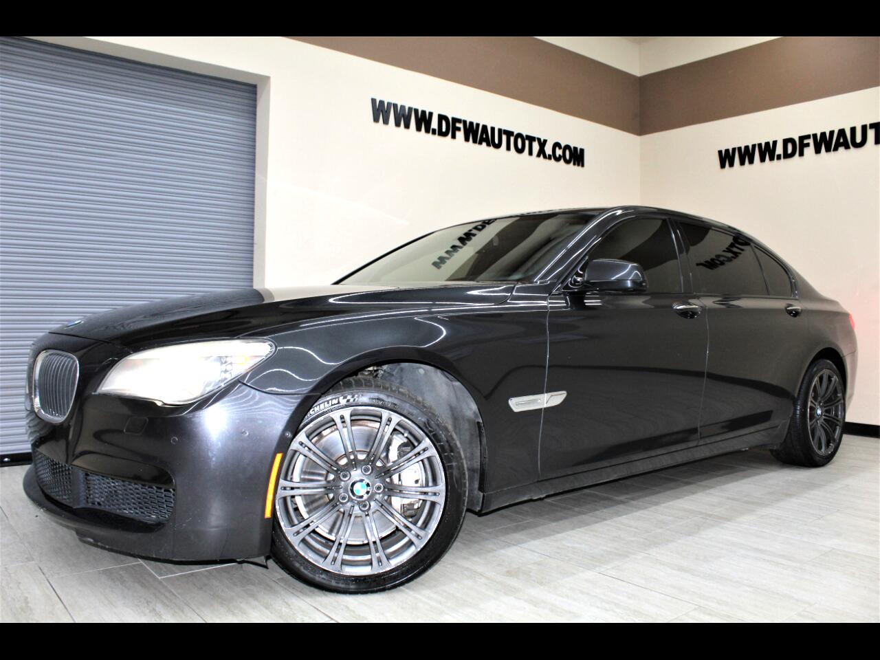 BMW 7-Series 750Li 2012