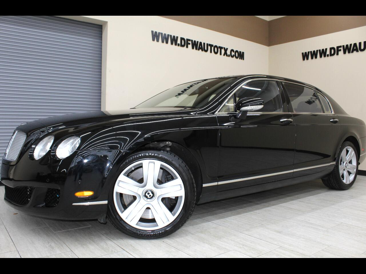 Bentley Continental Flying Spur Sedan 2009