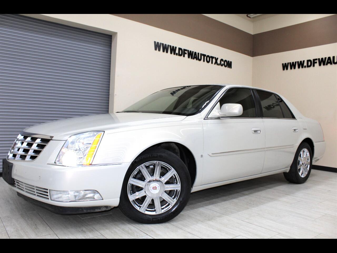 Cadillac DTS Luxury 1 2007