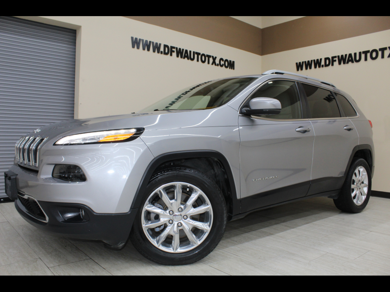 Jeep Cherokee Limited FWD 2016