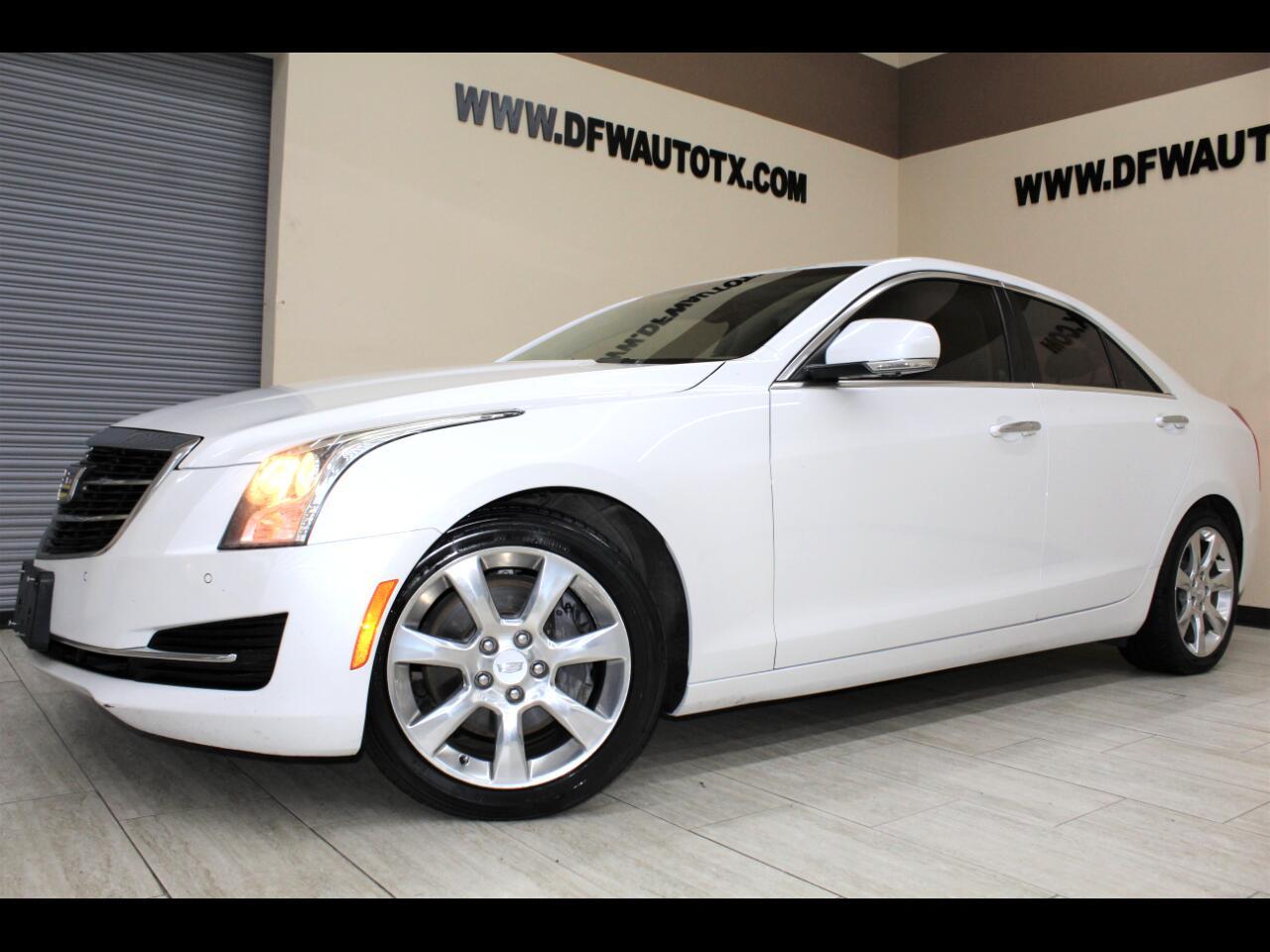 Cadillac ATS 2.0L Turbo Luxury RWD 2015