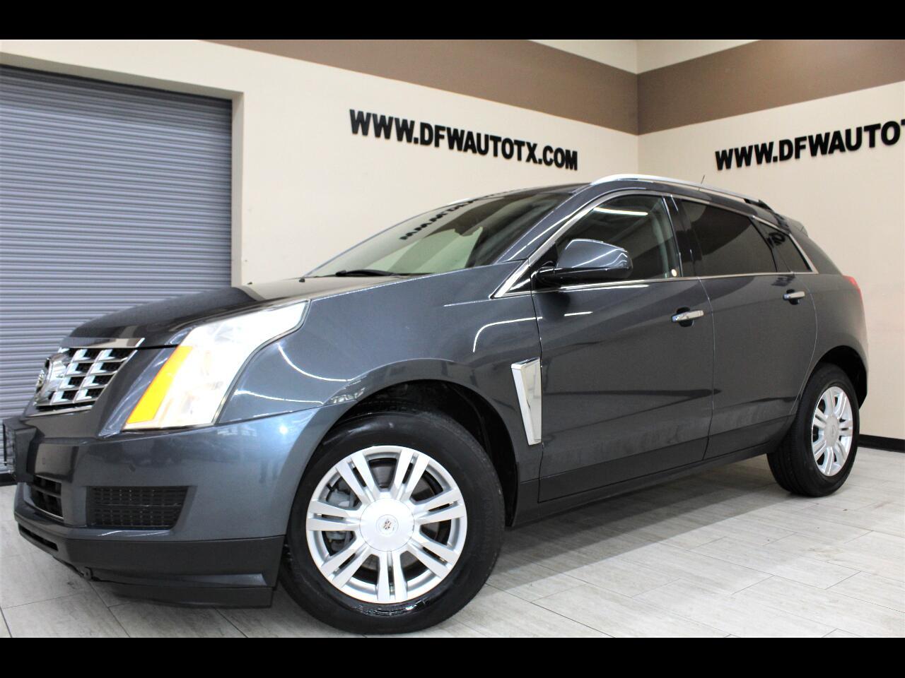 Cadillac SRX Luxury Collection 2013