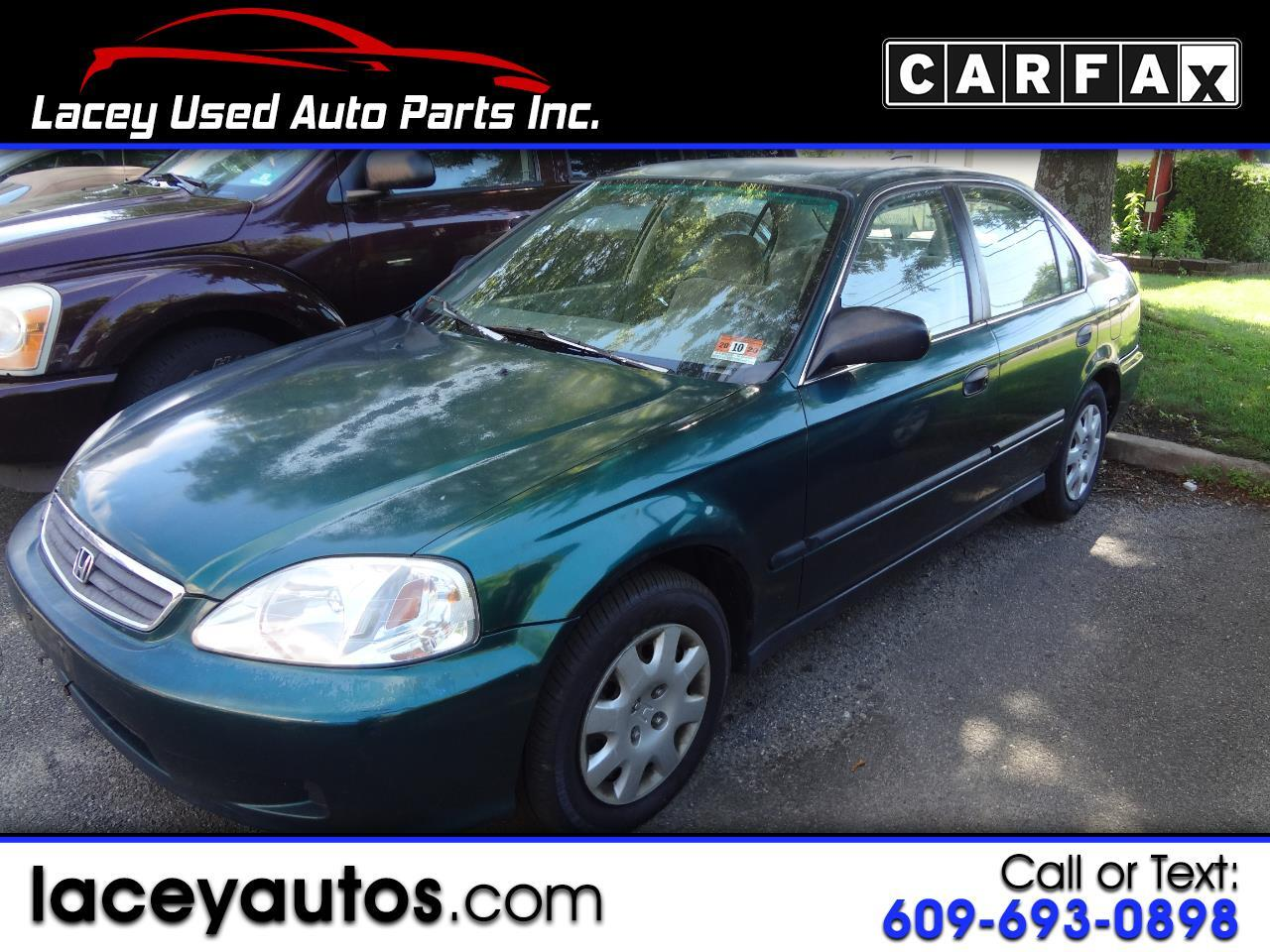 Honda Civic Sedan  2000