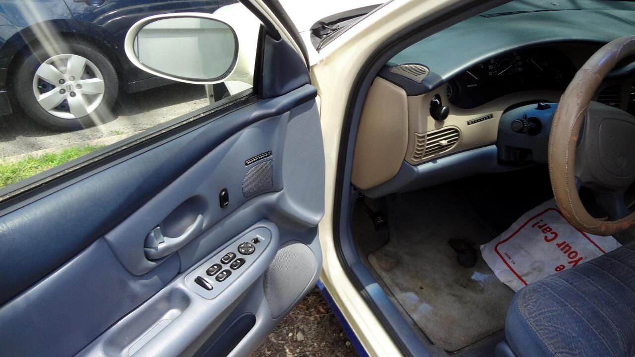 Buick Century 4dr Sdn Custom 2000
