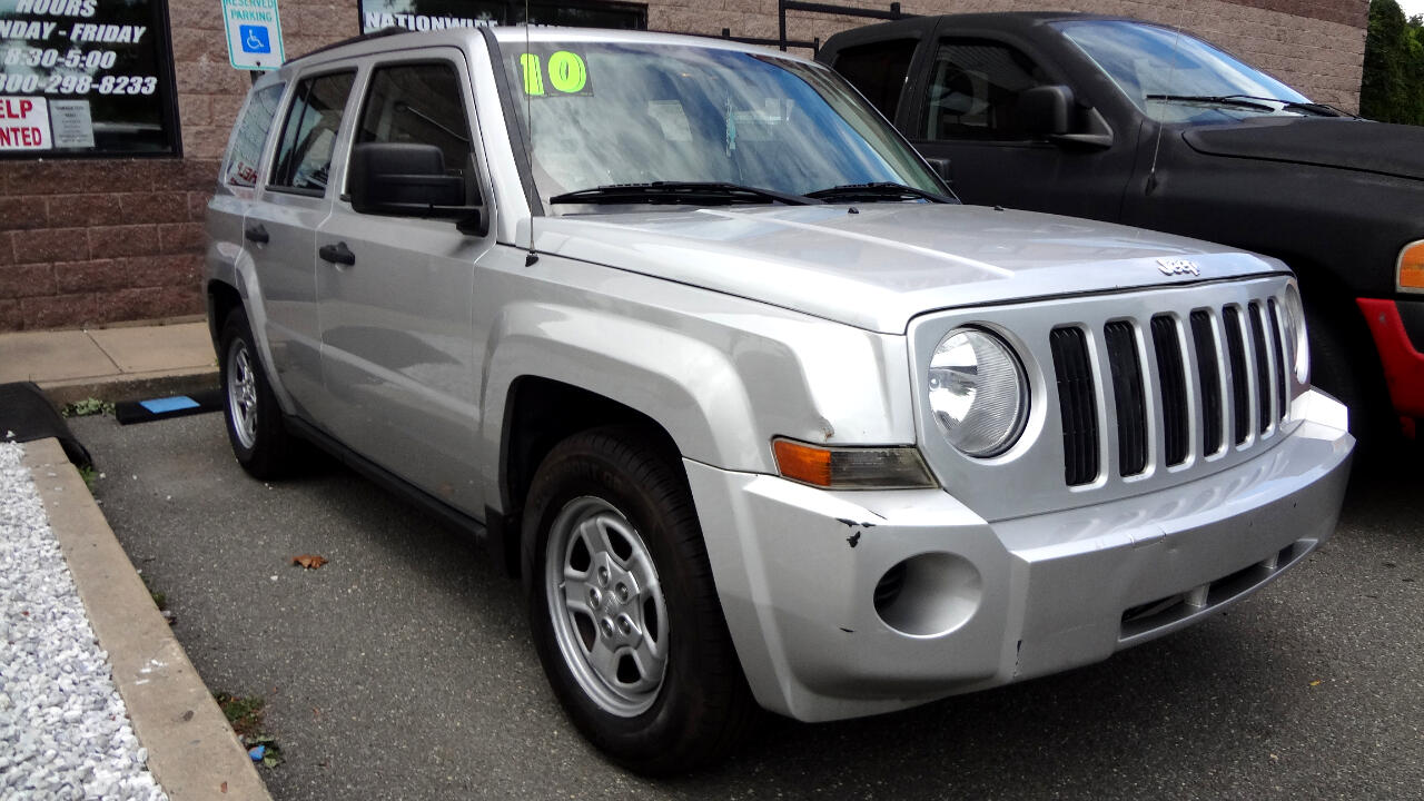 Jeep Patriot 2WD 4dr Sport 2010