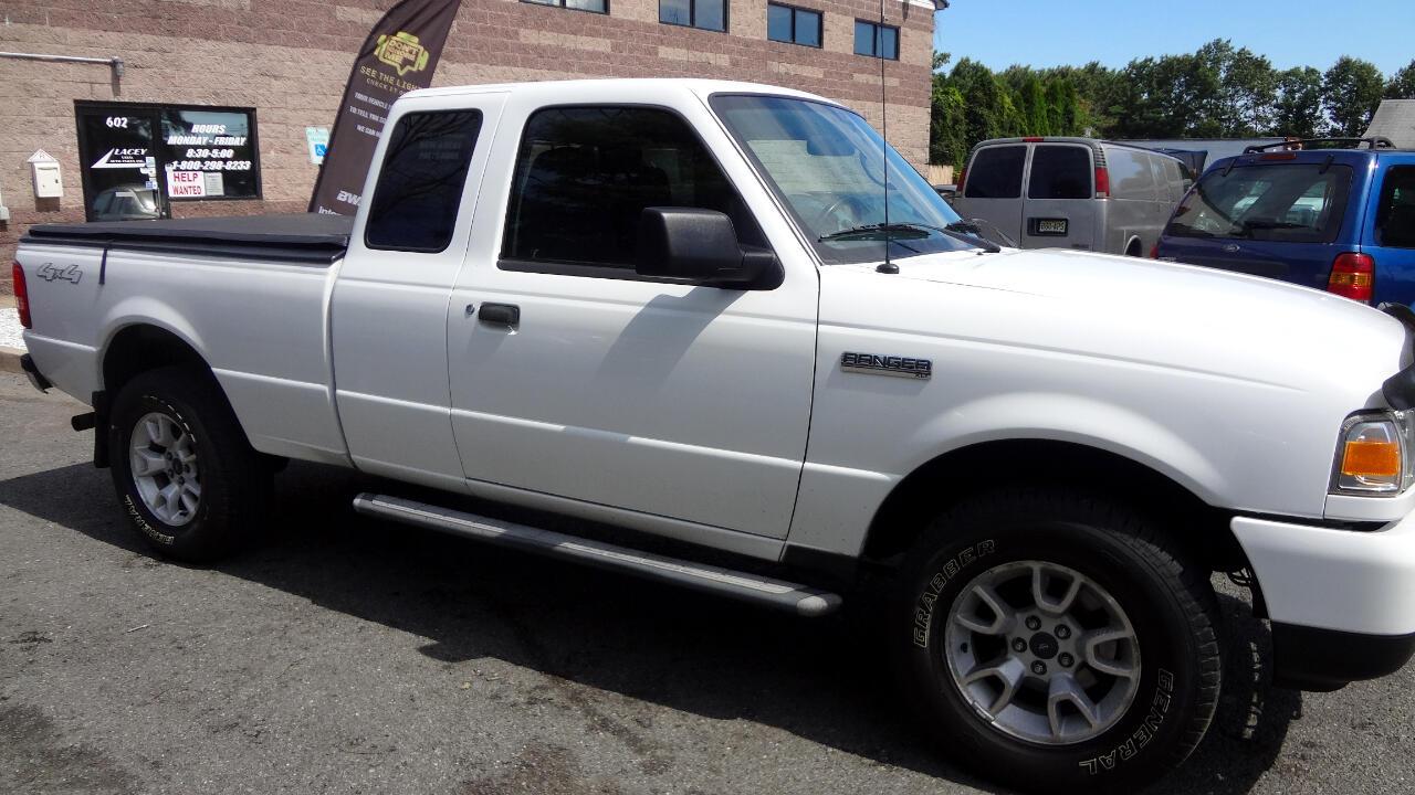 """Ford Ranger 108"""" WB XLT 2007"""