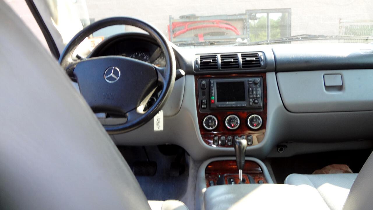 Mercedes-Benz ML350  2003