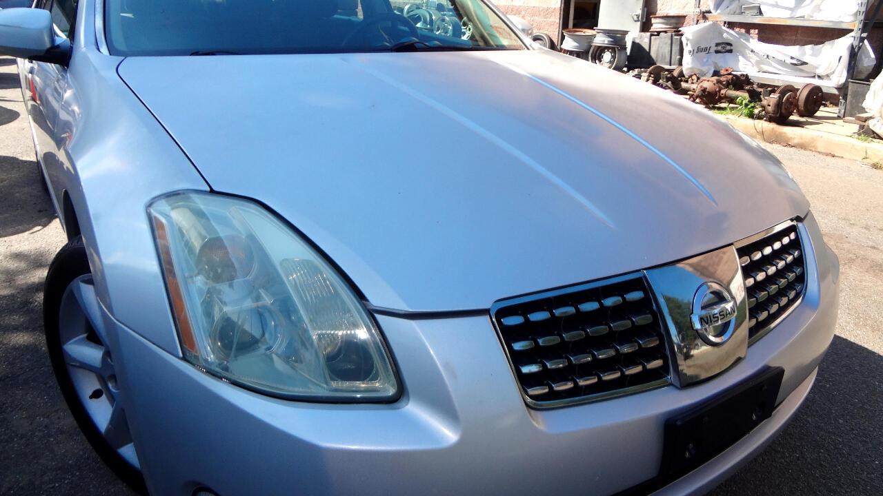 Nissan Maxima 3.5 S 2004