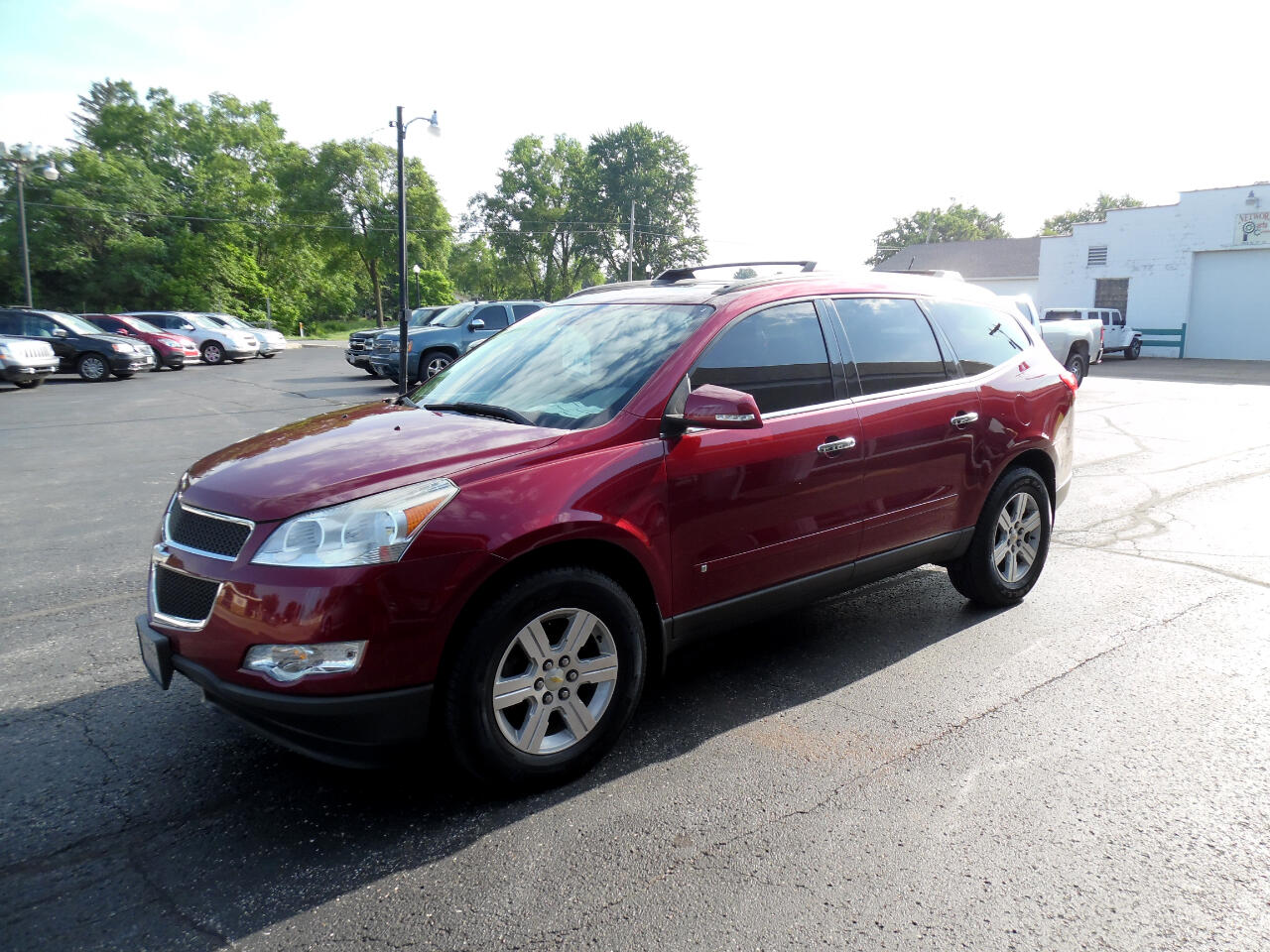 Chevrolet Traverse LT2 AWD 2010